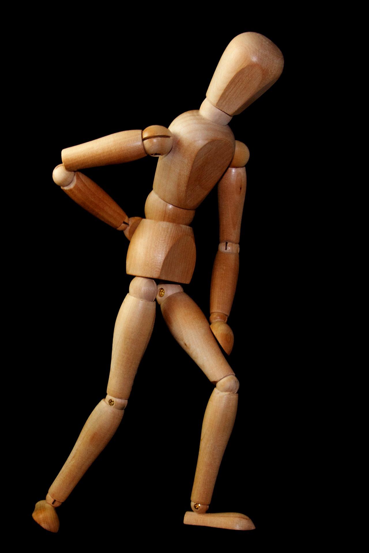 פלדנקרייז וכאבי גב
